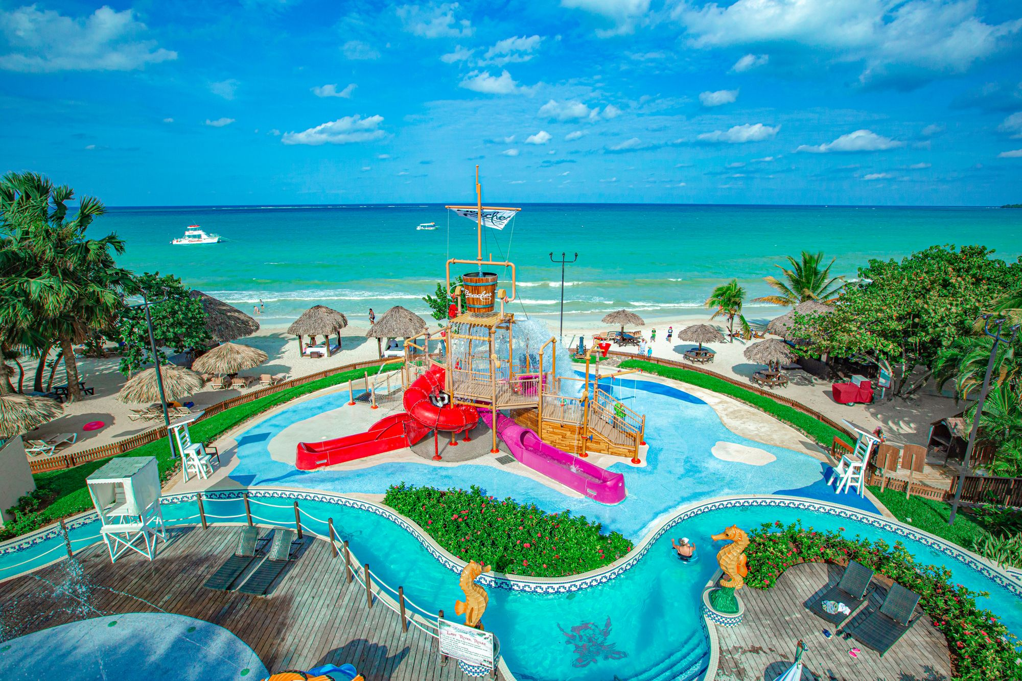 Water Park Beaches Negril