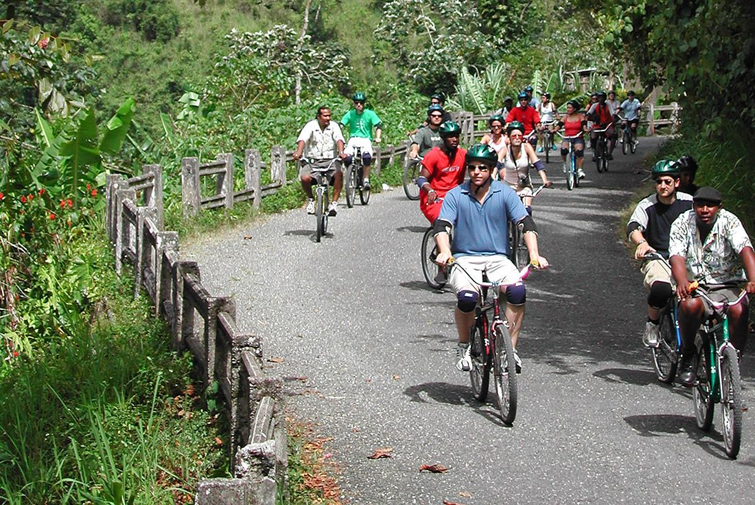 Bicycle Adventure Blue Mountains Ocho Rios