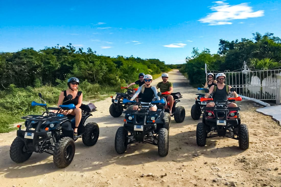 ATV Turks Caicos Island Routes