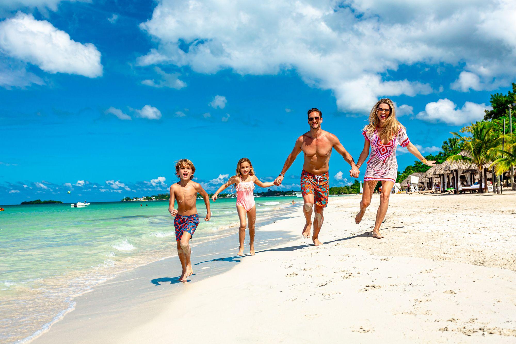 Beaches Negril Family Running