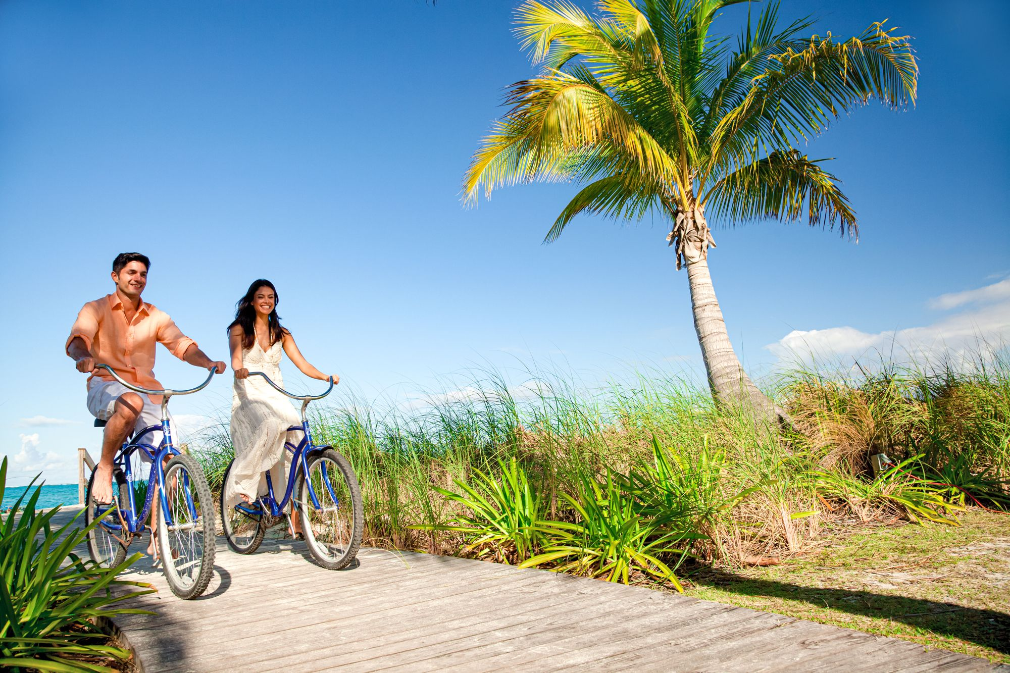 Beaches Turks Caicos Bike