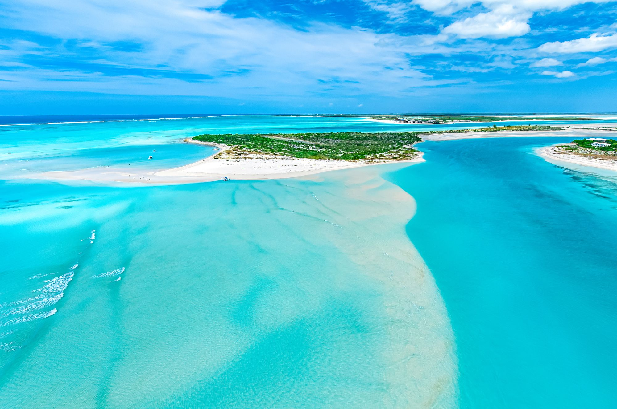 Beaches Turks Caicos Cays Turquoise Water