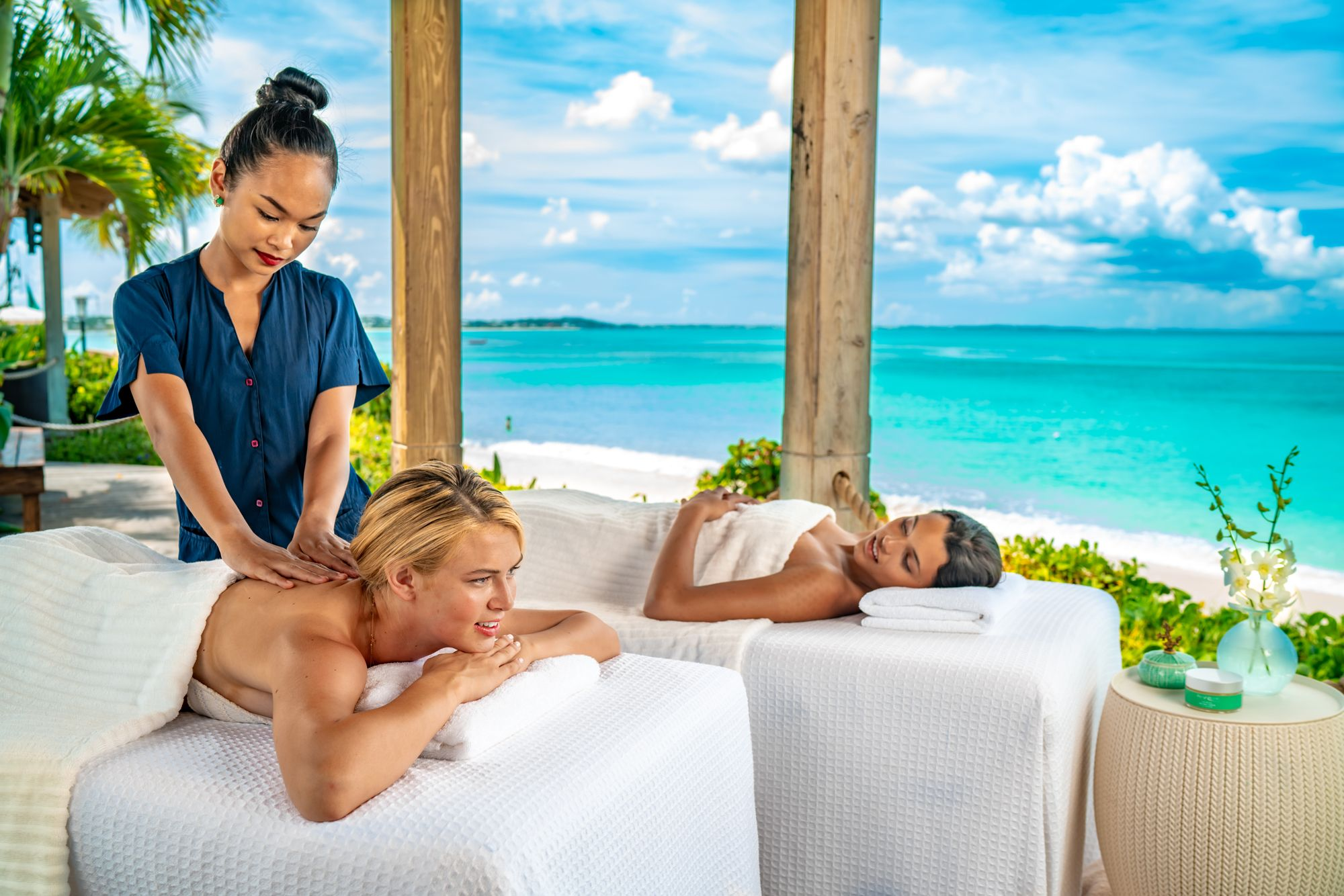 Beaches Turks Caicos Massage Spa