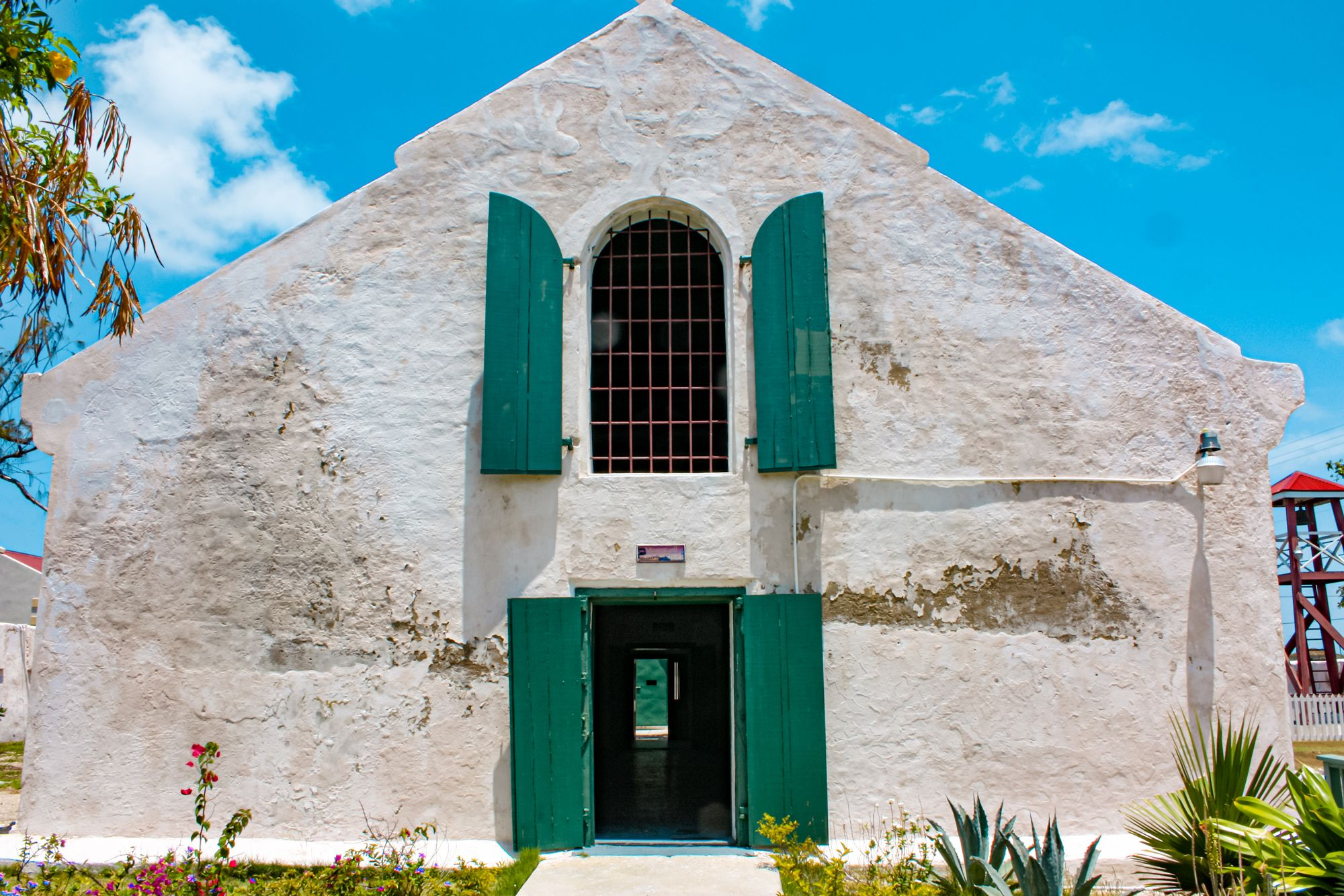 Her Majestys Prison Turks Caicos
