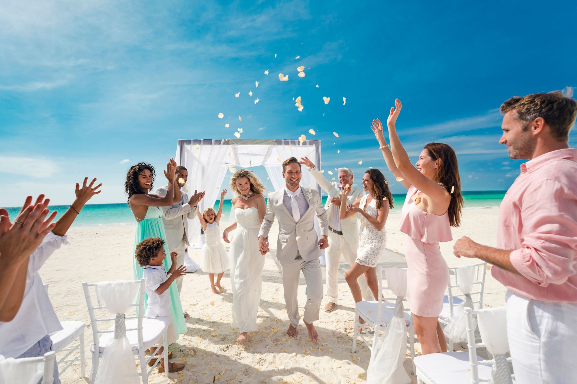 Beaches & Sandals Most Spectacular Wedding Venues In Jamaica